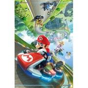 Nintendo Mario Kart 8 Flip Poster  24 x 36 Inches Maxi Poster