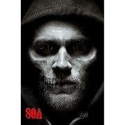 Sons Of Anarchy Jax - 24 x 36 Inches Maxi Poster