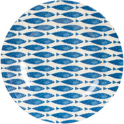 Sieni Fishie on a Dishie Melamine 10