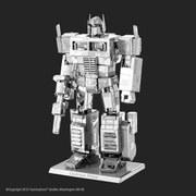 Maquette métal 3D Transformers Optimus Prime