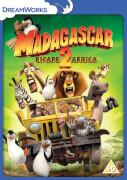 Madagascar 2: Escape to Africa - 2015 Artwork