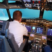 30 Minute Flight Simulator Experience in West Sussex