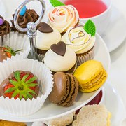 Image of Afternoon Tea for Two at Hey Little Cupcake!