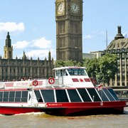 River Thames Afternoon Tea Cruise with City Cruises - Salescache