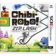 Chibi-Robo! Ziplash Nintendo 3DS