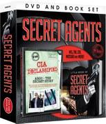 Secret Agents  Includes Book