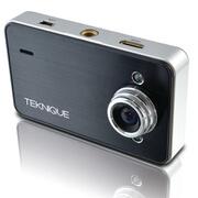 Image of Teknique Full HD Car Cam 2.0 - Black