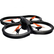 Image of Parrot AR.Drone 2.0 Power Edition Quadricopter - Black/Red