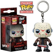 Porte-Clés Pocket Pop! Jason Voorhees Vendredi 13