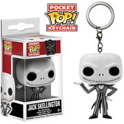 Porte-Clés Pocket Pop! Jack Skellington - L'Étrange Noël de Monsieur Jack