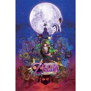 Nintendo The Legend Of Zelda Majoras Mask  24 x 36 Inches Maxi Poster