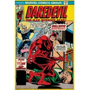 Marvel Daredevil Bullseye Never Misses - 24 x 36 Inches Maxi Poster