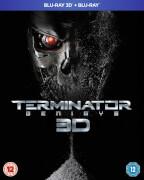 Terminator Génesis 3D