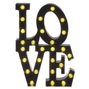 Parlane Love Sign - Black