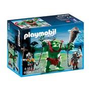Playmobil riesentroll mit zwergenkaempfern (6004)