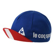 Le Coq Sportif Retro Sport Cycling Cap - Blue