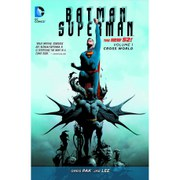 Image of DC Comics Batman v Superman: Cross World - Volume 01 (The New 52) Paperback Graphic Novel