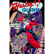 DC Comics Harley Quinn Preludes and Knock Knock Jokes Paperback Graphic Novel