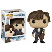 Figurine Pop! Sherlock Holmes avec Violon