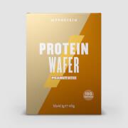 Gaufrettes Protéinées - 10 x 40g - Beurre d'arachides