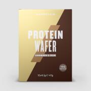 Протеиновые вафли - Печенье со сливками фото