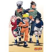 Naruto Run - 24 x 36 Inches Maxi Poster