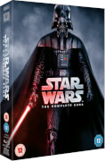 Star Wars - The Complete Saga: Episodes I-VI
