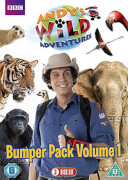 Image of Andy's Wild Adventures - Bumper Pack Vol 1