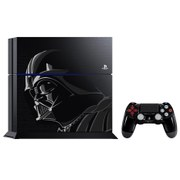 Sony PlayStation 4 1TB Console  Limited Star Wars Darth Vader Edition  Includes Battlefront Deluxe Edition