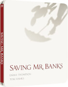 Saving Mr Banks - Zavvi exklusives (UK Edition) Limited Edition Steelbook