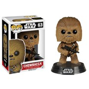 Star Wars The Force Awakens Chewbacca  Funko Pop! Figuur
