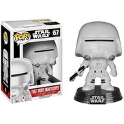 Star Wars: Das Erwachen der Macht (The Force Awakens) First Order Snowtrooper  Pop! Vinyl Figur