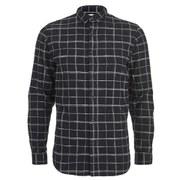 Selected Homme Men's Bei Shirt - Black