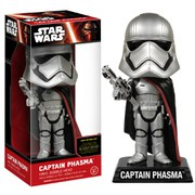 Star Wars The Force Awakens Captain Phasma Wacky Wobbler Bobble Head