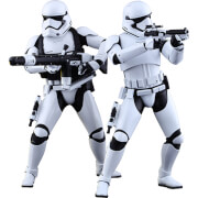 Hot Toys Star Wars 1:6 First Order Stormtrooper Twin Pack