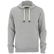 Smith & Jones Men's Batley Hoody - Light Grey Marl