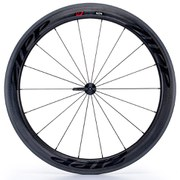Zipp 404 Firecrest Tubular Front Wheel - Black Decal
