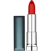 Матовая помада Maybelline Color Sensational Mattes Lipstick (различных оттенков) - Siren in Scarlett фото