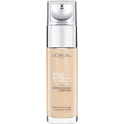 L'Oréal Paris True Match Liquid Foundation with SPF and Hyaluronic Acid 30ml (Various Shades) - Golden Beige фото