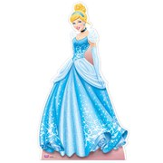 Disney Princess Cinderella Cut Out