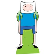 Adventure Time Finn Cut Out - Salescache