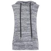 Myprotein Women's Slouch Sleeveless Hoodie - Grey (USA)