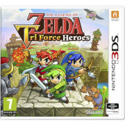 The Legend of Zelda: Tri Force Heroes - Digital Download
