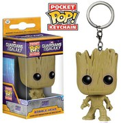 Porte-Clef Pocket Pop! Groot - Les Gardiens de la Galaxie - Marvel