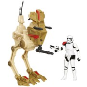 Figurine Assault Walker et véhicule Star Wars Episode VII -Exclusif
