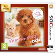 Nintendo Selects Nintendogs™ + Cats (Toy Poodle + New Friends)