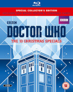 Doctor Who: The 10 Christmas Specials - Limited Edition Box Set