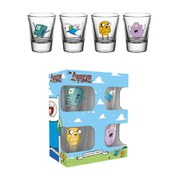 Adventure Time Characters - Shot Glasses