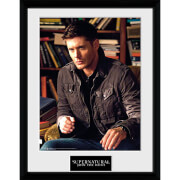 Supernatural Dean - 16 x 12 Inches Framed Photographic