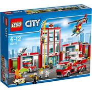 LEGO City: La caserne des pompiers (60110)